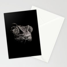 The One Most Adaptable to Change (Chameleon) Stationery Cards