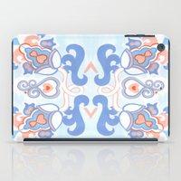 Fountain Bloom iPad Case