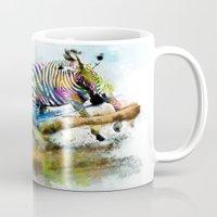Smash your pattern! Mug