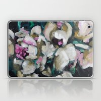 Blurred Vision Series - Blush Peonies No. 1 Laptop & iPad Skin