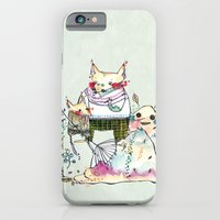 Foxes  iPhone 6 Slim Case