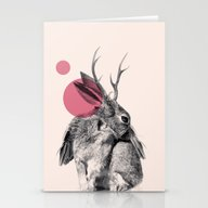 Wild Heart Stationery Cards