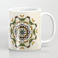 Kaleidoscope With Wings Mug