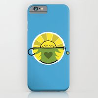 iPhone & iPod Case featuring Sun Tea by Buchino