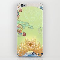 Biomorphic iPhone & iPod Skin