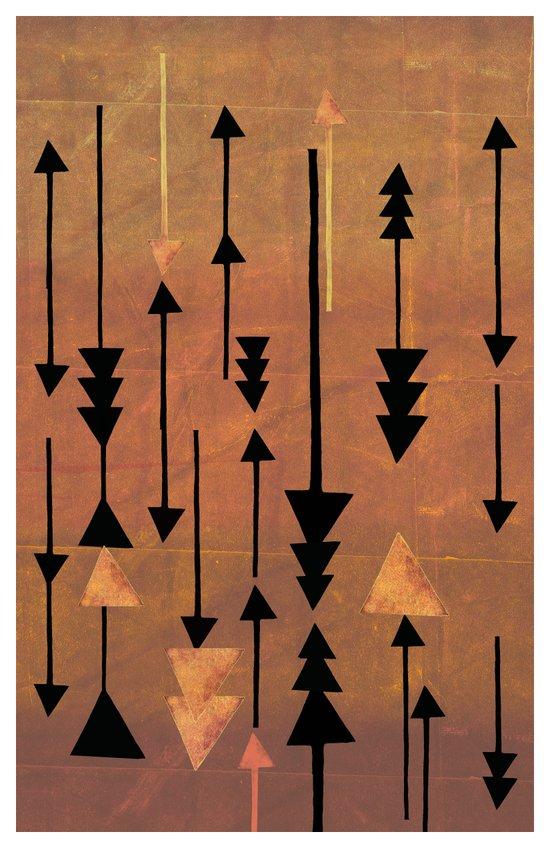 Decker Canyon Art Print