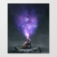 All Things Share The Sam… Canvas Print