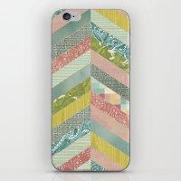 Chevron Pattern iPhone & iPod Skin