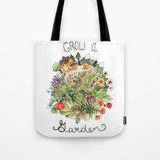 Grow A Garden Tote Bag