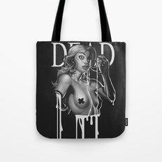 Woman's eye Tote Bag