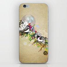 Two Birds iPhone & iPod Skin