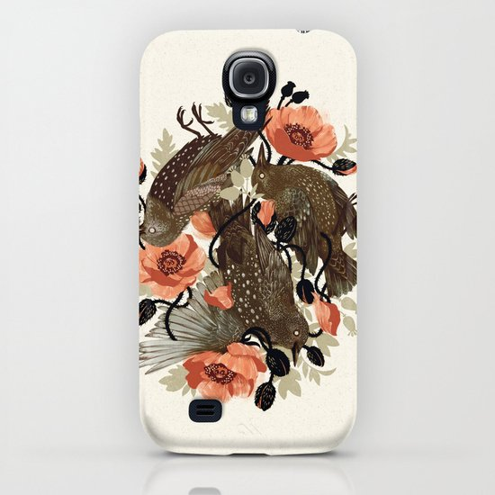 Spangled & Plumed iPhone & iPod Case