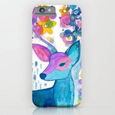 blue deer iPhone 6 Slim Case