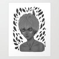 Without Wendy II Art Print