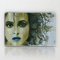Helena Bonham Carter Laptop & iPad Skin