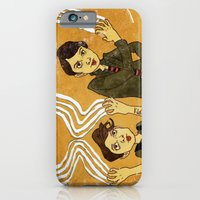 "iPhone & iPod Case featuring ""Heartthrob"" by Dmitri Jackson by Consequence of Sound"