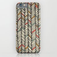 iPhone & iPod Case featuring Autumn Threads by Samantha Johnson