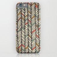 Autumn Threads iPhone 6 Slim Case