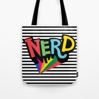 Nerd Spotlight Tote Bag