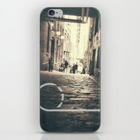 Post Alley iPhone & iPod Skin