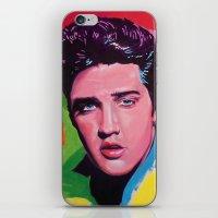 Elvis iPhone & iPod Skin