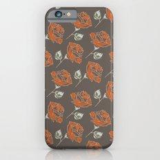 Fall Roses Slim Case iPhone 6s