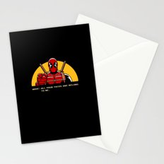 All Your Tacos Are Belong To Me Stationery Cards