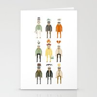 Walter White Pixelart Tr… Stationery Cards