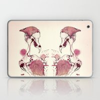 Hoploid Heron Laptop & iPad Skin