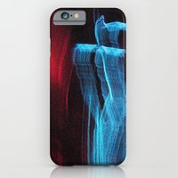 iPhone & iPod Case featuring Blue Guy by JReisPhotoDesign
