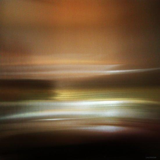Mystery Of Light Art Print