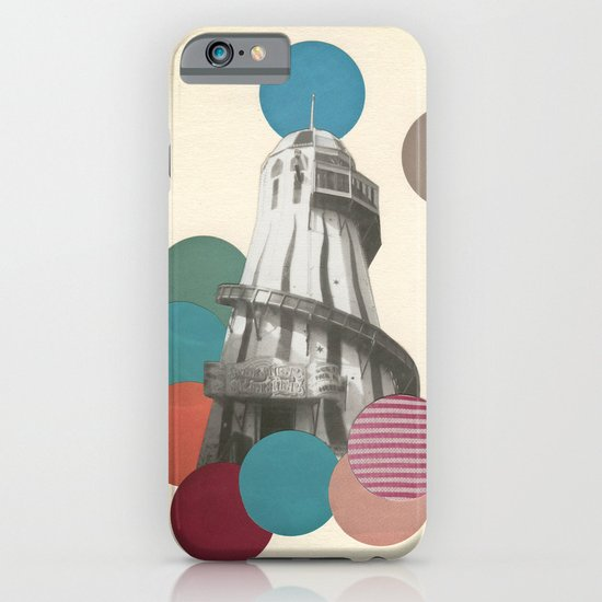 High as the Sky iPhone & iPod Case