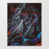 Canvas Print featuring Its A Majestic Fall Into… by Anthony Hurd