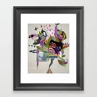 Futureworld #02 Framed Art Print
