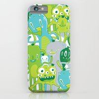 Done With Monster School… iPhone 6 Slim Case