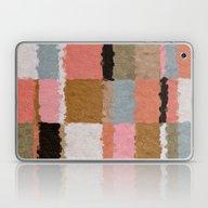 Stripes & Blocks Laptop & iPad Skin
