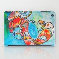 Water Souls iPad Case
