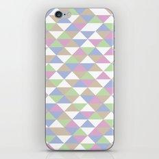 Triangle Pattern #3 iPhone & iPod Skin