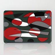Abstract #140 iPad Case