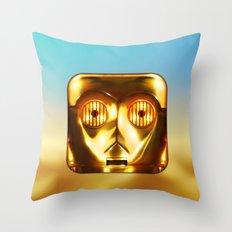C-3PO Throw Pillow