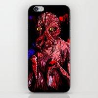 CRABFACE iPhone & iPod Skin