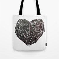 Heart Graphic 4 Tote Bag