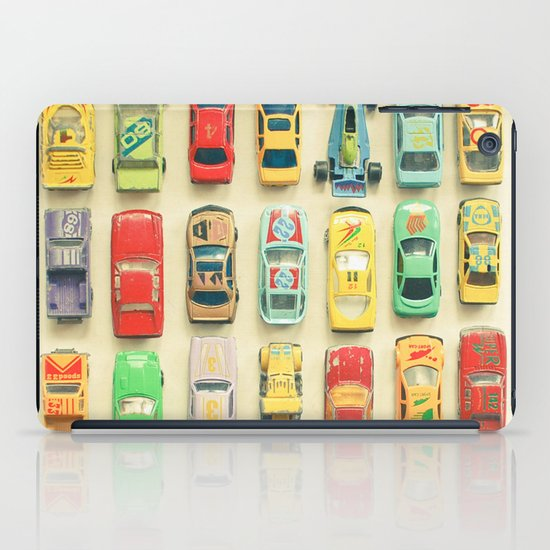 Car Park iPad Case