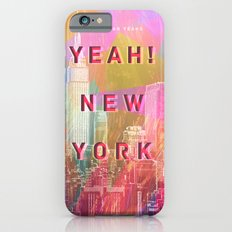Yeah! New York iPhone 6 Slim Case