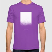 Monolith Mens Fitted Tee Ultraviolet SMALL