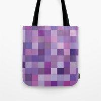 Rando Color 3 Tote Bag