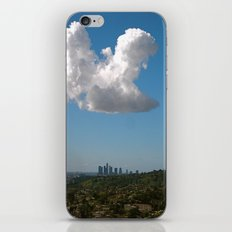 Los Angeles Skies iPhone & iPod Skin