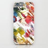 comic letter 1 iPhone 6 Slim Case
