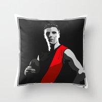 Matthew Lloyd Throw Pillow
