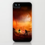 iPhone & iPod Case featuring STAR . WARS by Joe Roberts